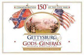 Gettysburg/Gods and Generals Ltd Ce - (Region 1 Import DVD)