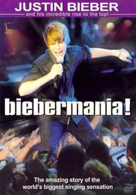 Biebermania! - (Region 1 Import DVD)