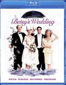Betsy's Wedding - (Region A Import Blu-ray Disc)