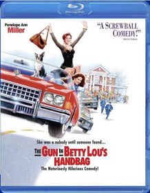 Gun in Betty Lou's Handbag - (Region A Import Blu-ray Disc)