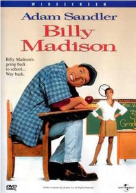 Billy Madison - (Region A Import Blu-ray Disc)