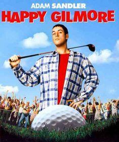Happy Gilmore - (Region A Import Blu-ray Disc)