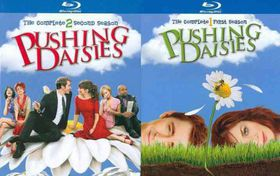 Pushing Daisies:Comp Seasons 1-2 - (Region A Import Blu-ray Disc)
