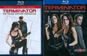 Terminator:Sarah Connor Chronicles Season 1-2 - (Region A Import Blu-ray Disc)