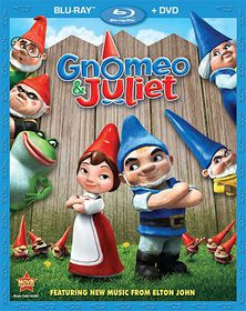 Gnomeo and Juliet - (Region A Import Blu-ray Disc)