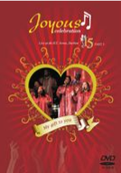 Joyous Celebration - Vol.15 - Live At The I.C.C.Arena Durban Part 1 (DVD)