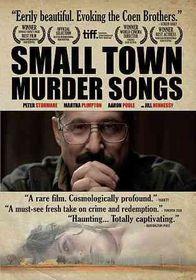Small Town Murder Songs - (Region 1 Import DVD)