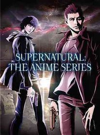 Supernatural:Anime Series - (Region 1 Import DVD)