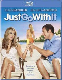 Just Go with It - (Region A Import Blu-ray Disc)