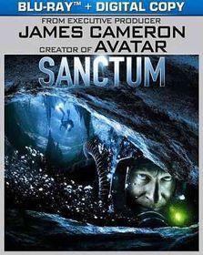 Sanctum - (Region A Import Blu-ray Disc)