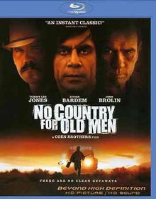 No Country for Old Men - (Region A Import Blu-ray Disc)