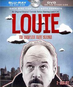 Louie:Complete First Season - (Region A Import Blu-ray Disc)
