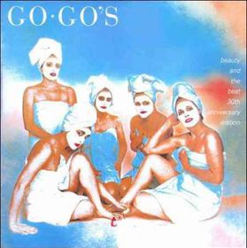 Go-go's - Beauty And The Beat (CD)