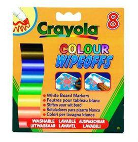 Crayola - 8 Whiteboard Pens