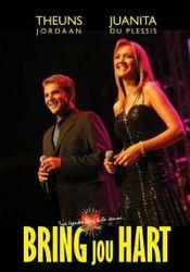 Jordaan, Theuns / Juanita Du Plessis - Bring Jou Hart (DVD)