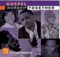Worship Together -25 Favourite Worship Songs - Various Artists (CD)
