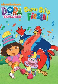 Dora The Explorer : Super Silly Fiesta (DVD)