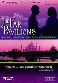 Far Pavilions - (Region 1 Import DVD)