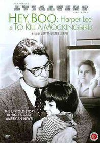 Hey Boo:Harper Lee and to Kill a Mock - (Region 1 Import DVD)