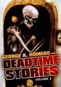 George Romero's Deadtime Stories V1 - (Region 1 Import DVD)