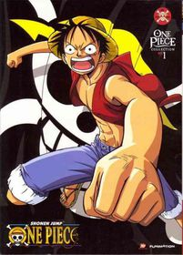 One Piece:Collection One - (Region 1 Import DVD)