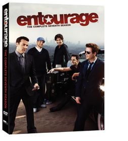 Entourage:Complete Seventh Season - (Region 1 Import DVD)