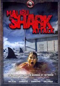 Malibu Shark Attack - (Region 1 Import DVD)