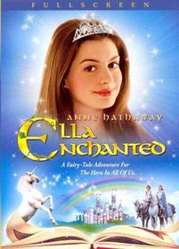 Ella Enchanted - (Region 1 Import DVD)