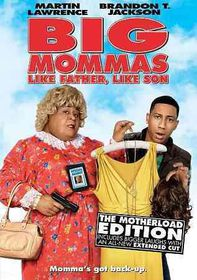 Big Mommas:Like Father Like Son - (Region 1 Import DVD)