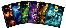 Babylon 5:Complete Series - (Region 1 Import DVD)