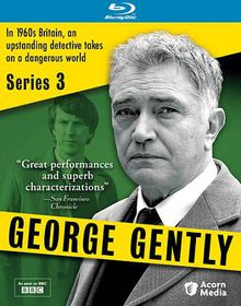 George Gently Series 3 - (Region A Import Blu-ray Disc)