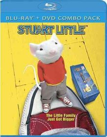 Stuart Little - (Region A Import Blu-ray Disc)