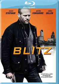 Blitz - (Region A Import Blu-ray Disc)