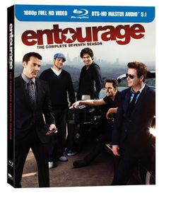 Entourage:Complete Seventh Season - (Region A Import Blu-ray Disc)
