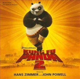 Kung Fu Panda 2 (Ost) - (Import CD)