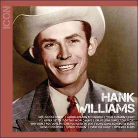 Williams, Hank - Icon (CD)