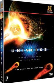 The Universe - The Complete Season 5 (Import DVD)