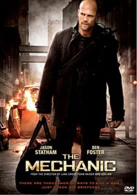 The Mechanic (2011)(DVD)