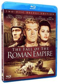 Fall Of The Roman Empire Bluray