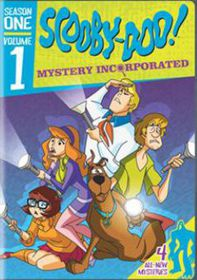 Scooby-Doo Mystery Incorporated Vol. 3 (DVD)