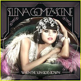 Selena Gomez & The Scene - When The Sun Goes Down (CD)