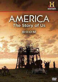 America:Story of Us Boom - (Region 1 Import DVD)