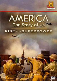 America:Story of Us Rise of a Superpo - (Region 1 Import DVD)