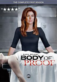 Body of Proof:Complete First Season - (Region 1 Import DVD)