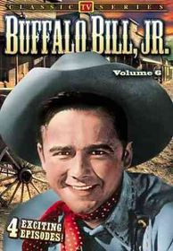 Buffalo Bill Jr Vol 6 - (Region 1 Import DVD)