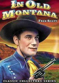 In Old Montana - (Region 1 Import DVD)