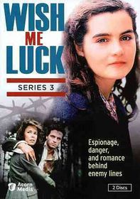 Wish Me Luck Series 3 - (Region 1 Import DVD)