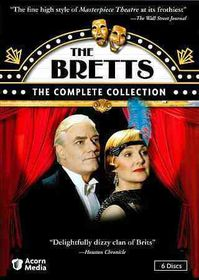 Bretts:Complete Collection - (Region 1 Import DVD)