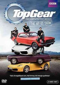 Top Gear USA 1 - (Region 1 Import DVD)