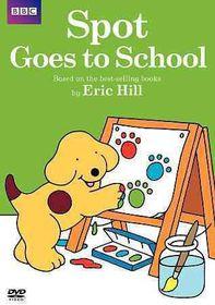Spot Goes to School - (Region 1 Import DVD)